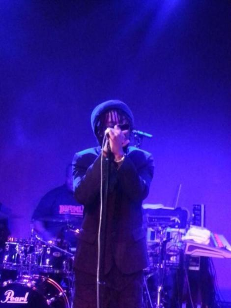 lupe performing