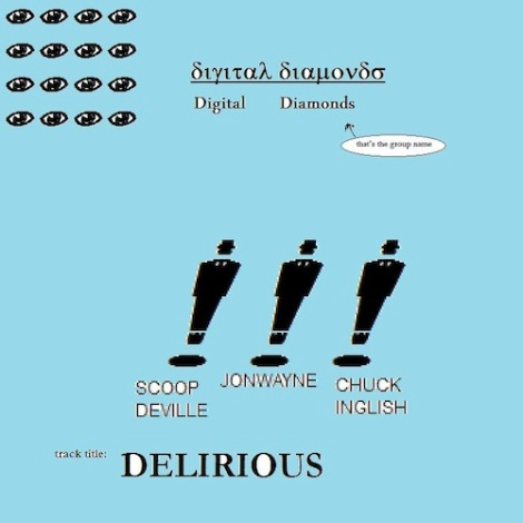 digital diamonds delirious