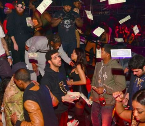 drake strip club 5