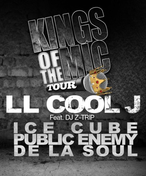 ll cool j ice cube king of the mic tour