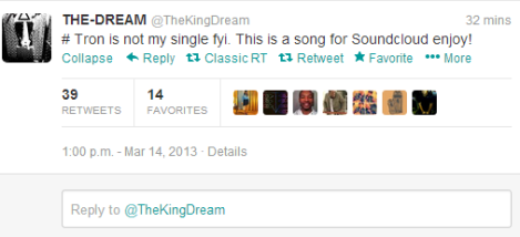 THE DREAM  TheKingDream  on Twitter