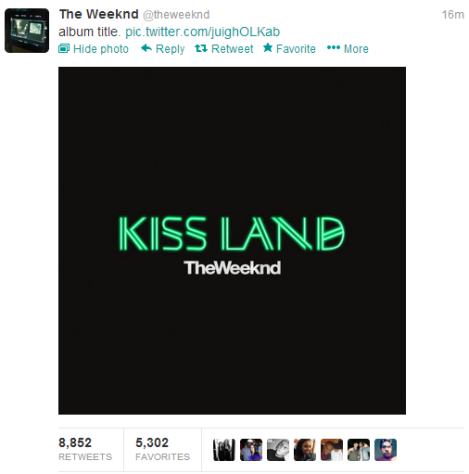 The Weeknd  theweeknd  on Twitter