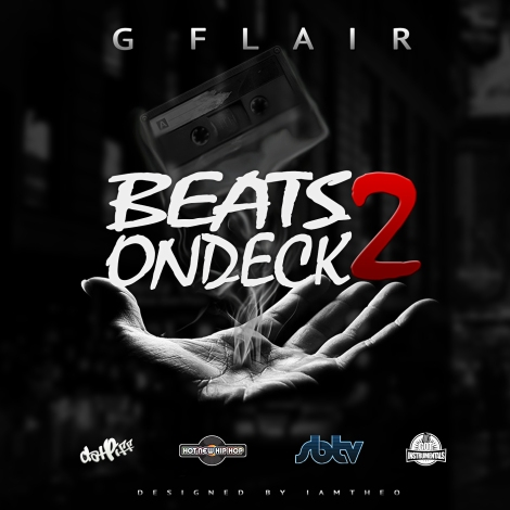G Flair - Beats On Deck 2 Artwork