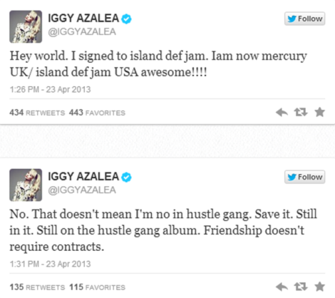 iggy signs with def jam