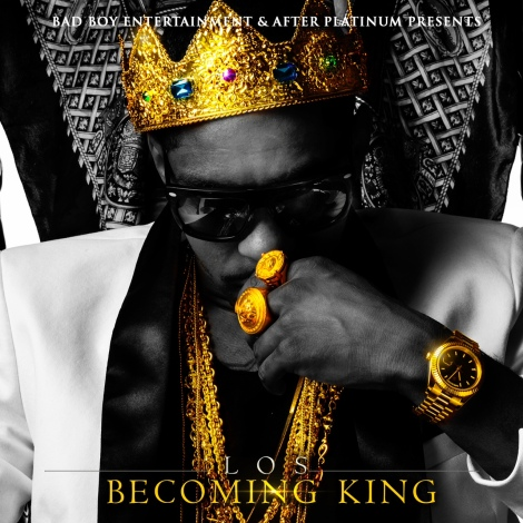 los becoming king
