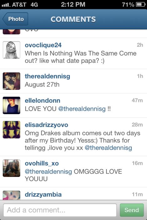 Drake_Release_Date @RDdotcom