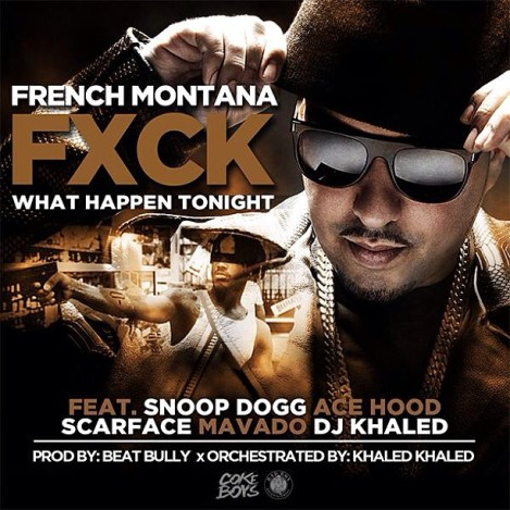 french montana what happened tonight