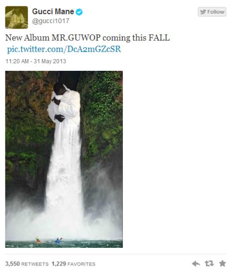 Gucci Mane Announces New Album Title